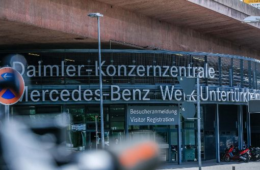 Bundesweite Durchsuchungen  bei Daimler