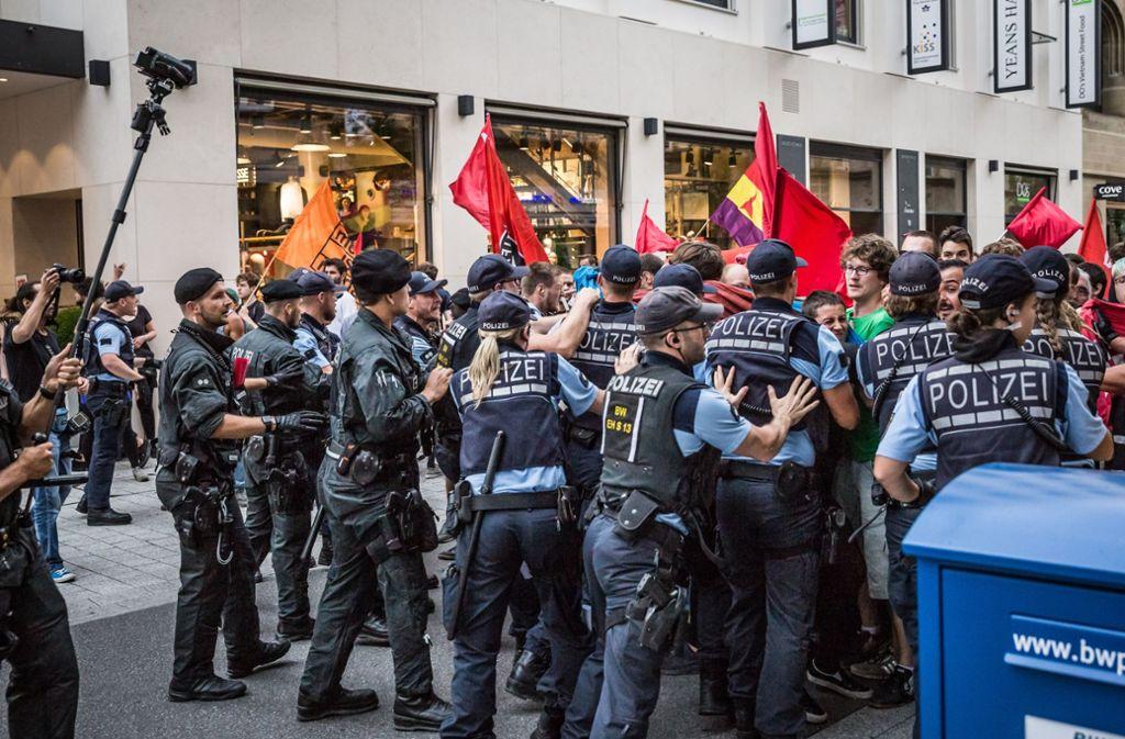 Eine Welle der Überlastung rollt auf die Polizei zu. Foto: Lichtgut/Julian Rettig