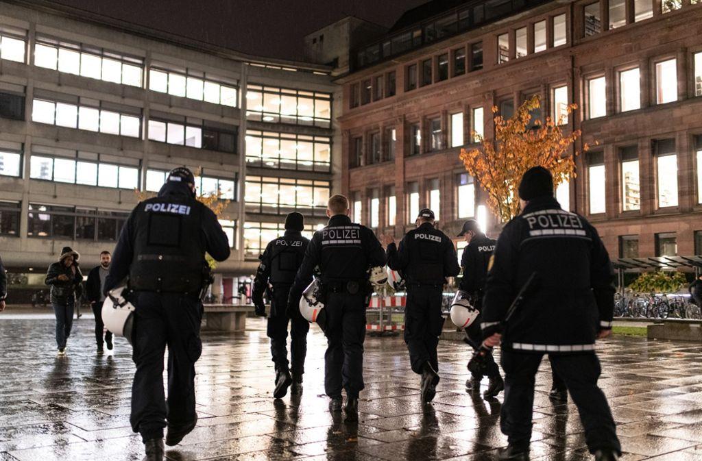 Nach den brutalen Taten von Freiburg hat die Polizei in der Stadt verstärkt Präsenz gezeigt. Foto: dpa