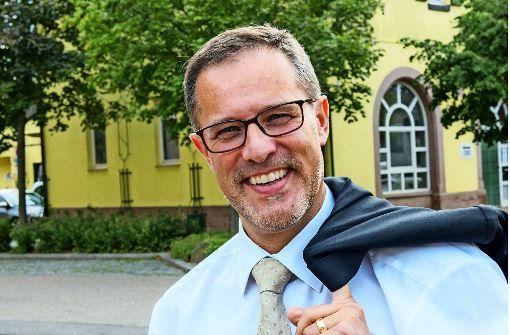 Michael Seiß will erneut kandidieren