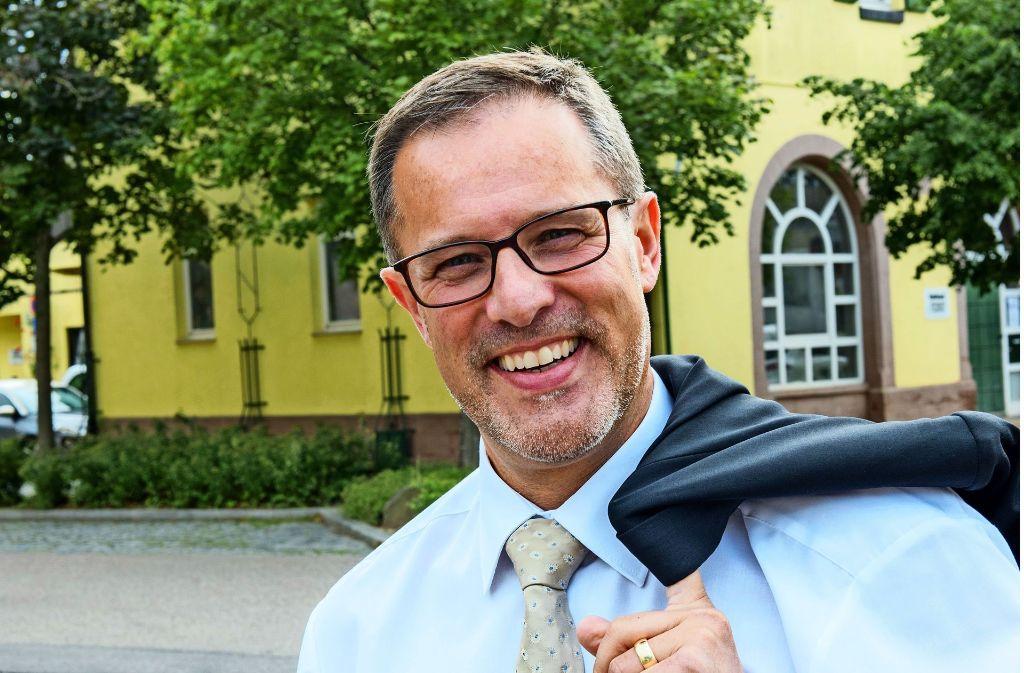 Michael Seiß. Foto: privat