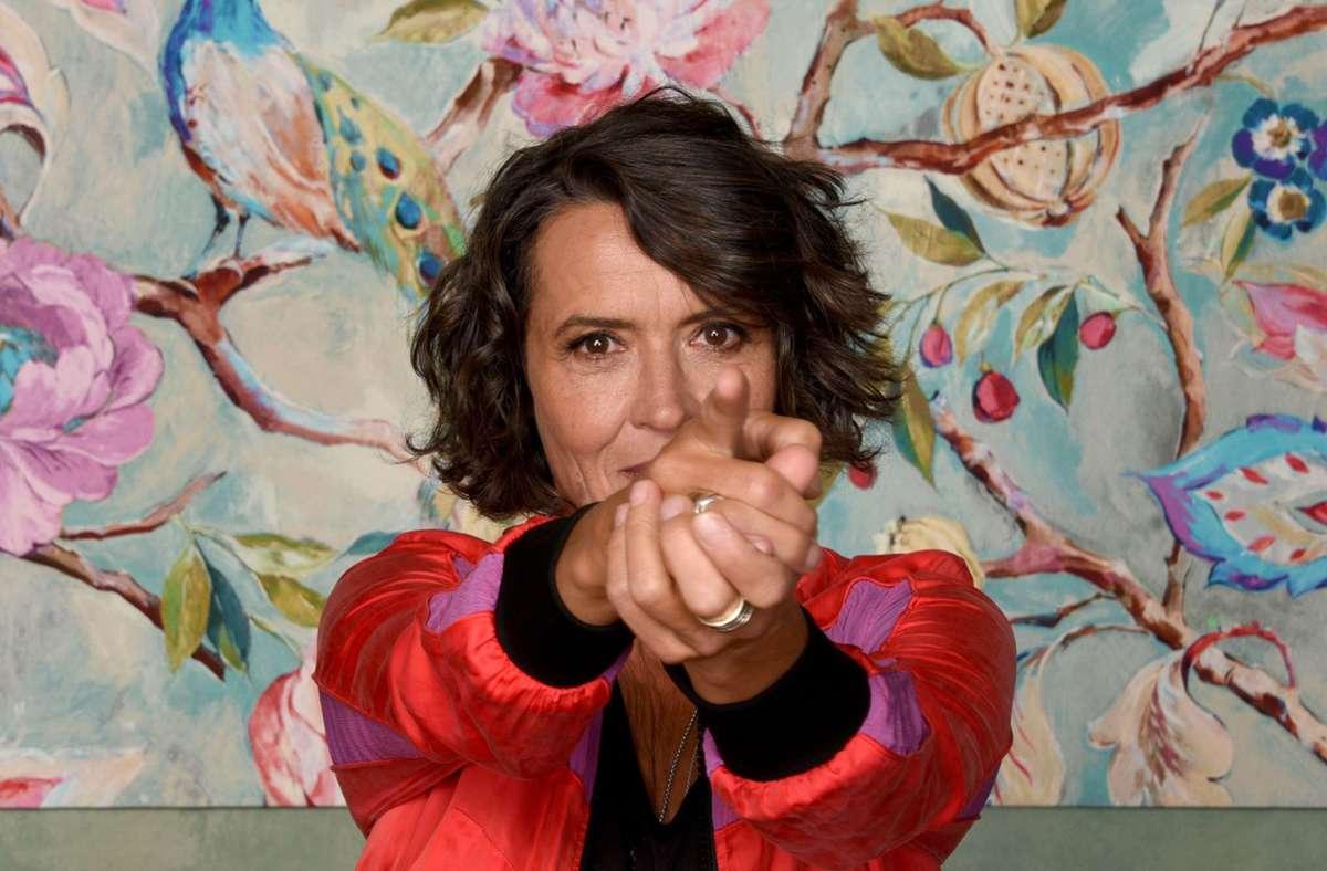 "So sieht das Publikum Ulrike Folkerts alias Lena Odenthal vom SWR-""Tatort"" am liebsten. Foto: dpa/Daniel Bockwoldt"