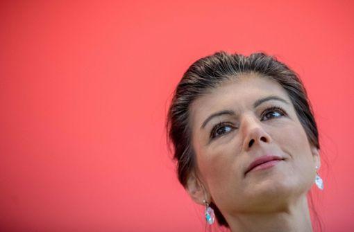 """Sahra Wagenknecht: """"Ich hatte ein Burn-Out"""""""