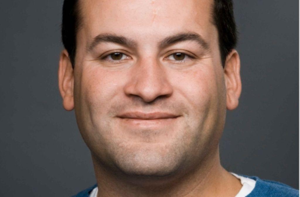 El Miniawy hatte sich 2011 als Landtagskandidat im Wahlkreis Nürtingen beworben, war aber gescheitert. Foto: Jürgen Bubeck