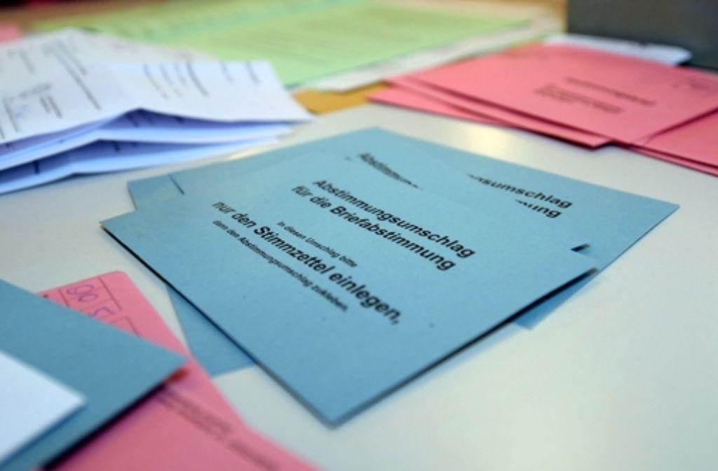 Mehr Elemente direkter Demokratie möchten SPD und CSU. Foto: dpa