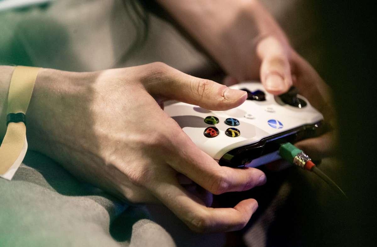 Der Zukauf soll vor allem die Konsole Xbox stärken. Foto: dpa/Christoph Soeder