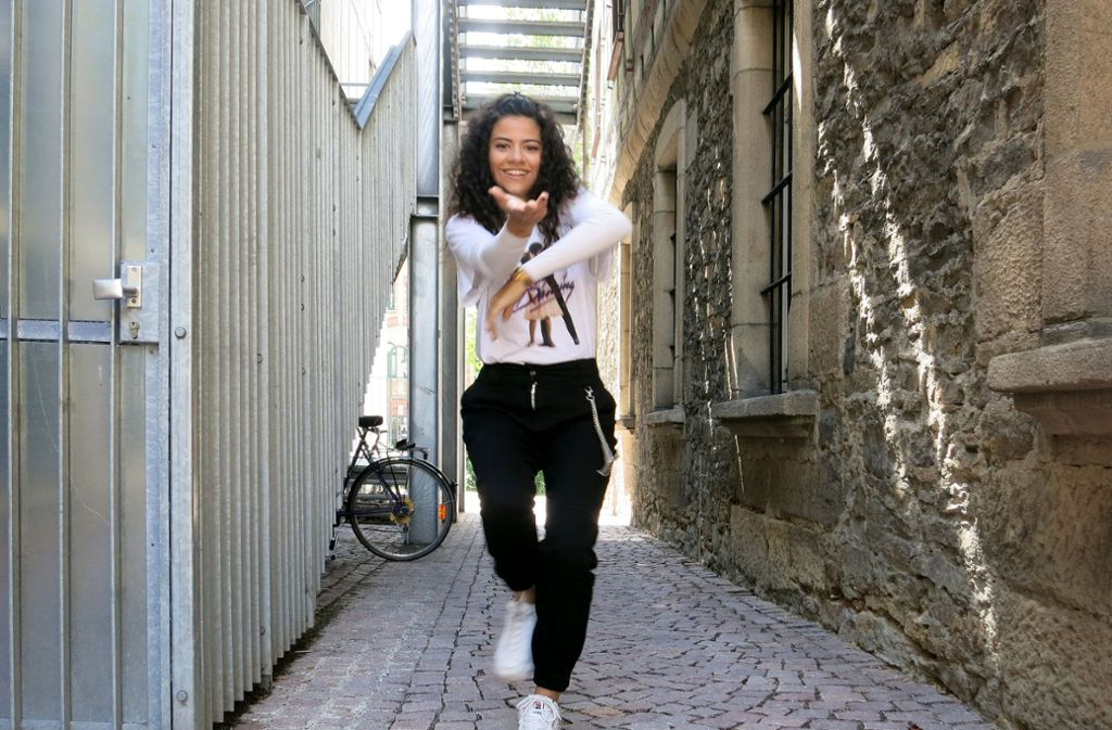Am 23. August tanzt Catarina Gonçalves Ribeiro um den Einzug ins Finale der Street Dance- Weltmeisterschaft. Foto: Matthias Ring
