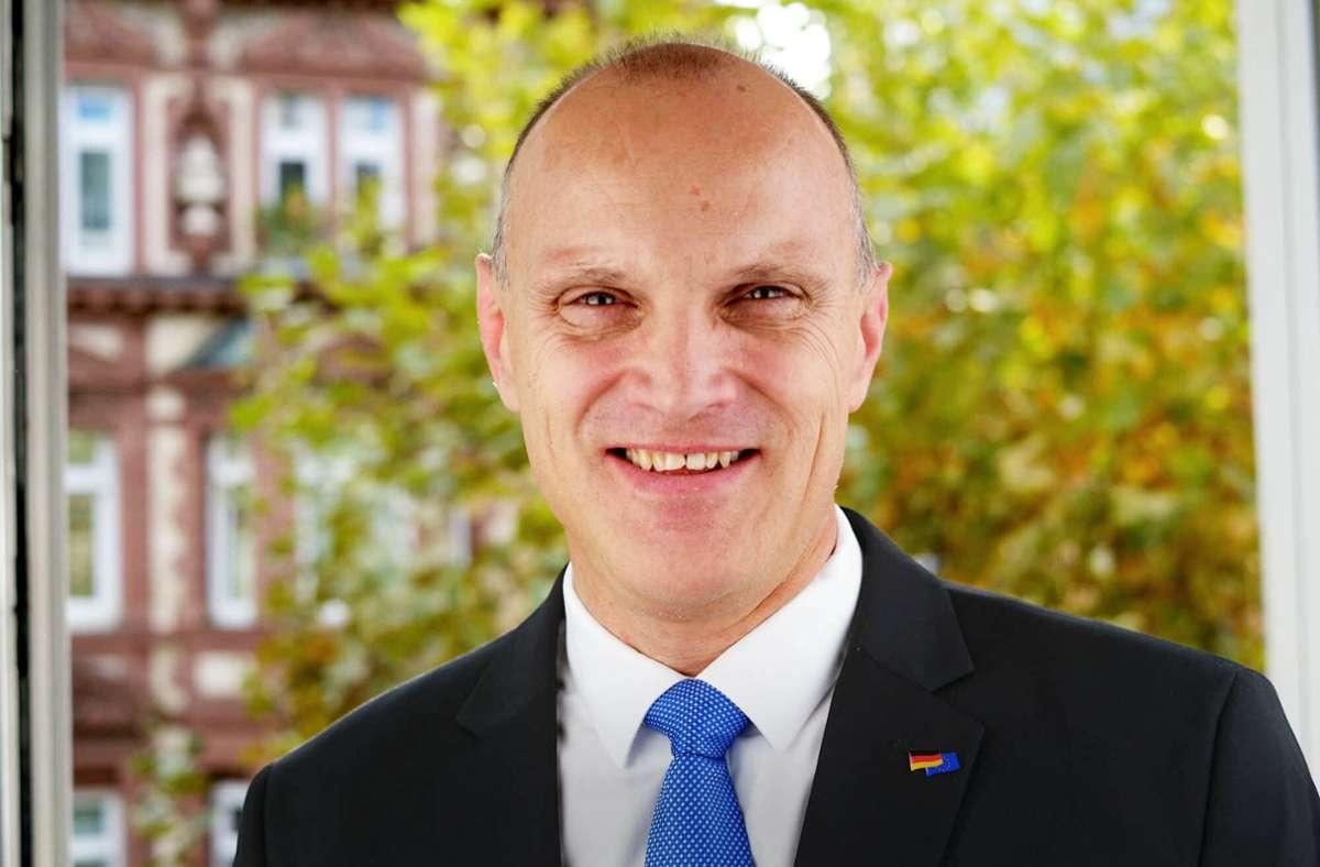 Will Rathauschef in Heidenheim werden: CDU-Stadtrat Klaus Nopper, Bruder des amtierenden Stuttgarter OB Frank Nopper. Foto: privat