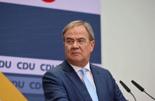 Kritik an Laschet wird lauter – Widerstand in der Union