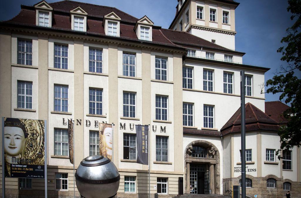 Das Linden-Museum bedarf eines neuen Domizils, darüber sind sich eigentlich alle einig. Die Frage ist jetzt: am Straßburger Platz oder beim Planetarium? Foto: Lichtgut/Achim Zweygarth