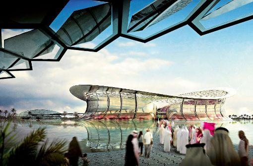 Politiker ziehen WM in Katar in Zweifel