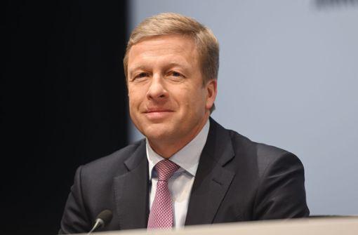 Oliver Zipse wird neuer Vorstandschef beim Münchner Autobauer
