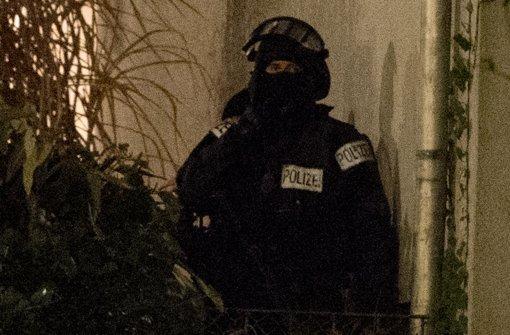 Wegen eines mutmaßlich gefährlichen Mannes rückte am Mittwoch ein Sondereinsatzkommando nach Kornwestheim aus. Foto: dpa