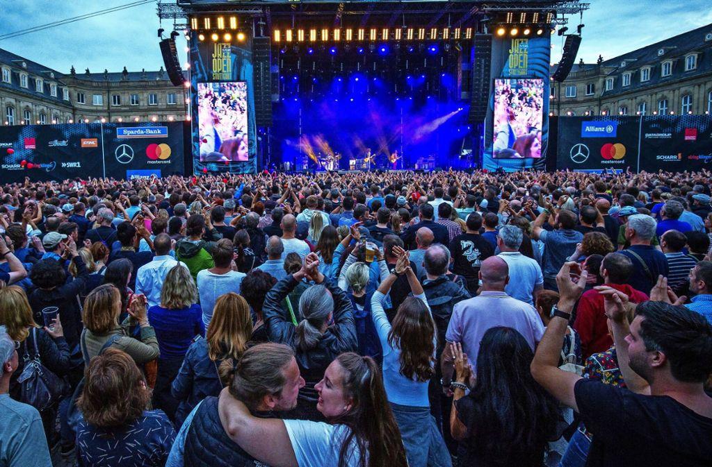 Zahlreiche Großveranstaltungen wie Konzerte und Festivals sind aufgrund der hohen Infektionsgefahr abgesagt worden. Foto: Lichtgut/Leif-Hendrik Piechowski