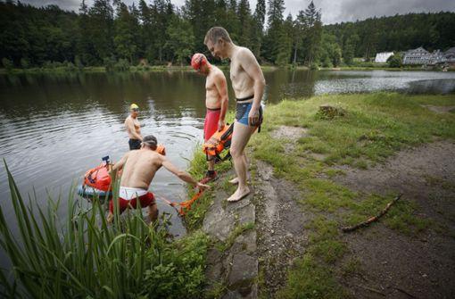 Der Albverein beschwimmt neue Wege