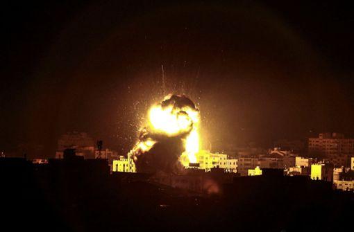 Hamas verkündet Waffenruhe mit Israel