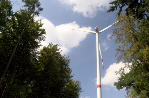 Bürgerinitiative fordert mehr Abstand für Windräder