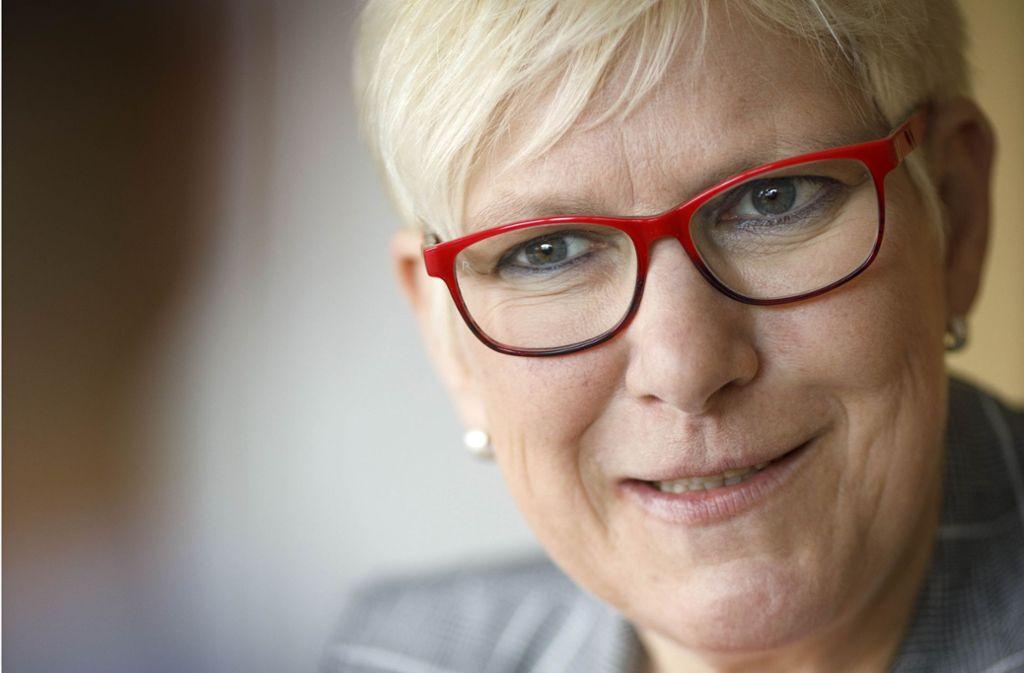 Die Zahlen, die Christine Käferle, die Leiterin der Waiblinger Arbeitsagentur, zurzeit verkünden muss, sind keine guten. Foto: Gottfried Stoppel
