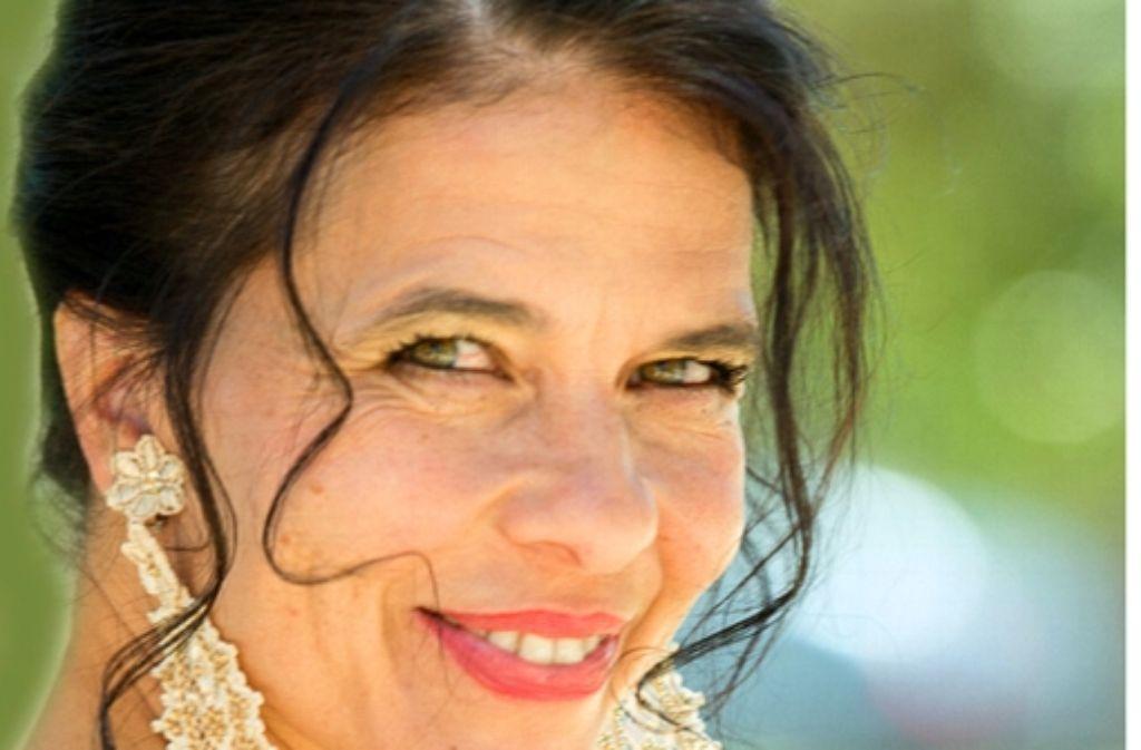 Catarina Mora steht für Flamenco-Tanzkunst auf höchstem Niveau.  Foto: Stephan Glathe