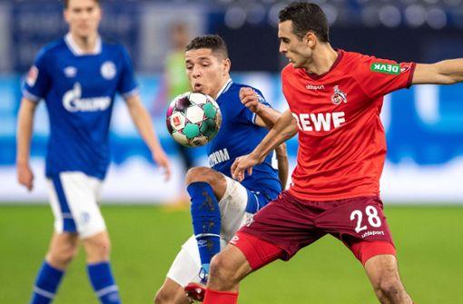 Ohne Huntelaar: Schalke verliert in Nachspielzeit gegen Köln