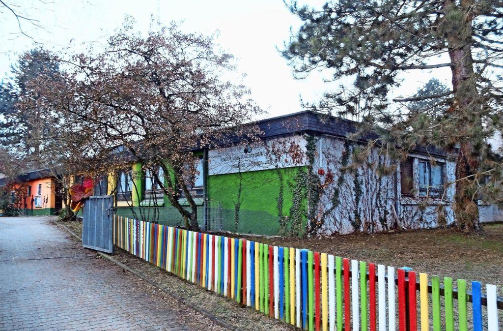 Wird in großem Stil saniert, modernisiert und umgebaut: das Kinder- und Jugendhaus Hallschlag. Foto: Edgar Rehberger