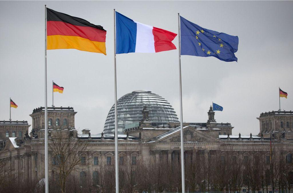 Viele Städte in Deutschland pflegen eine intensive Beziehung zu Partnerstädten im Ausland und besonders zu Frankreich. Foto: dpa