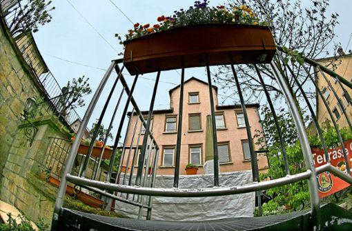 Hölderlinhaus wird modernisiert