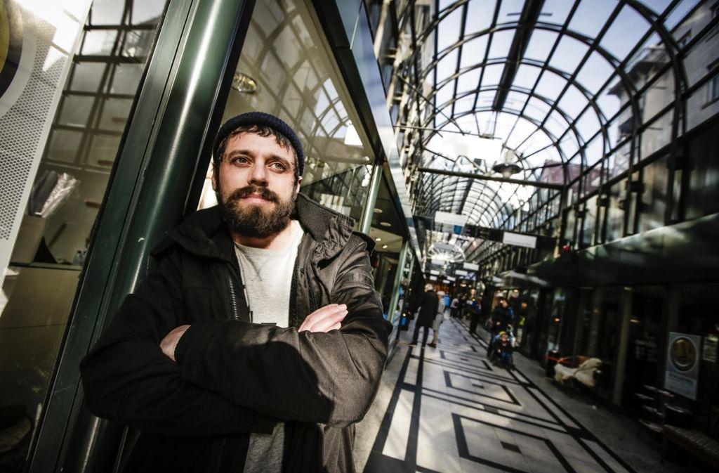 """Fluxus-Erfinder Hannes Steim bestätigt:  """"Wir machen weiter bis Ende 2017"""". Foto: Lichtgut/Leif Piechowski"""
