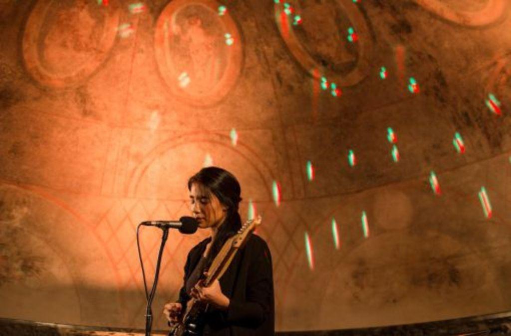 Songs Of Marble Hall machen sich die einmalige Aura des Marmorsaals zunutze. Foto: Miriam Lehle