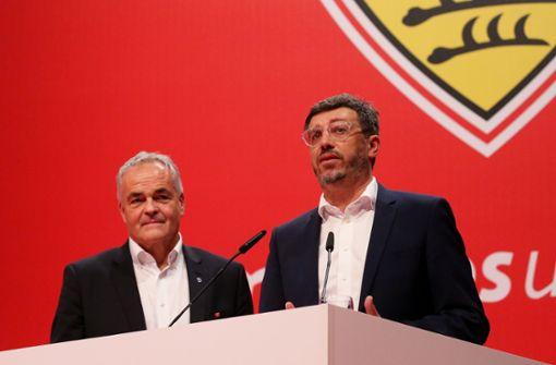 Das sagt der Vereinsbeirat zum Machtkampf beim VfB Stuttgart