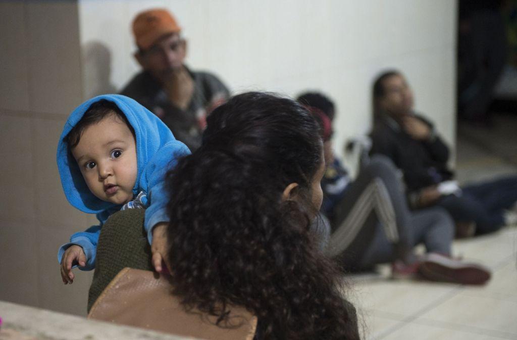Herkunft und Aufenthaltsdauer spielen eine entscheidende Rolle, ob in Familien vorwiegend Deutsch gesprochen wird (Symbolbild). Foto: AFP