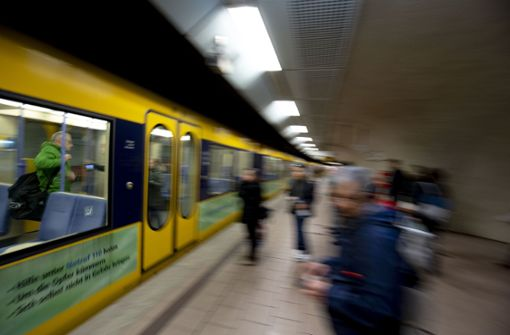 Verkehrsverbund Stuttgart meldet Fahrgastrekord