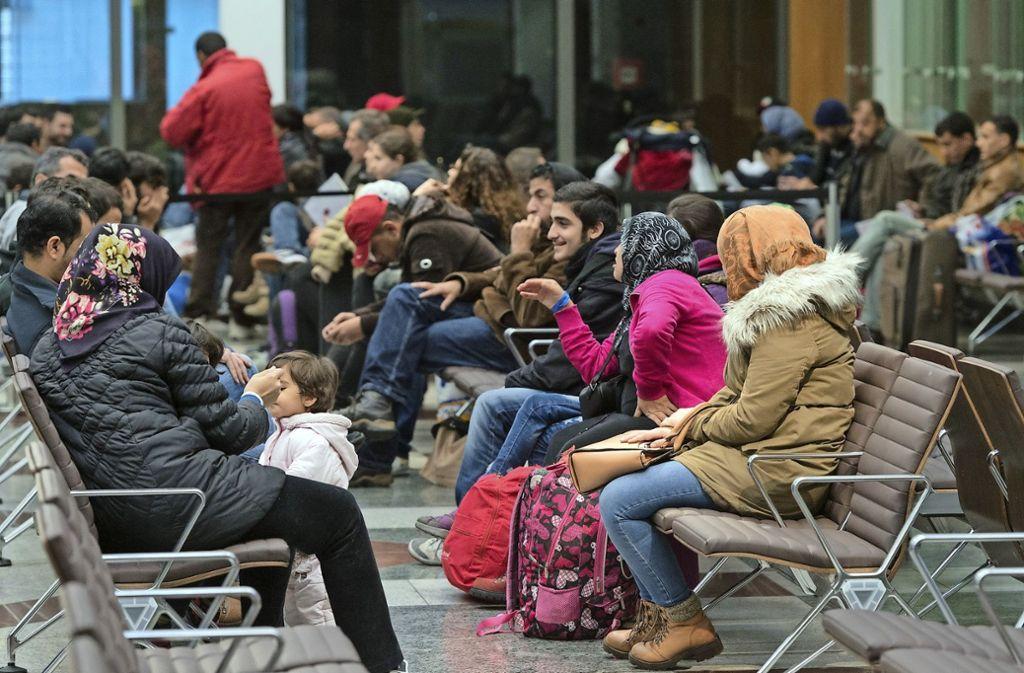 Die Zahl der Flüchtlinge, die zu Unrecht in Deutschland Schutz sucht, ist kleiner als gedacht. Foto: dpa