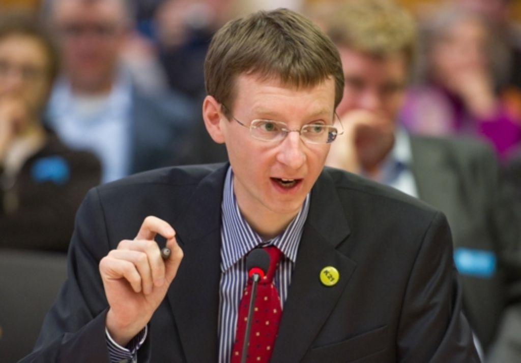 Matthias von Herrmann musste sich vor Gericht gegen Vorwürfe wehren. Foto: dpa
