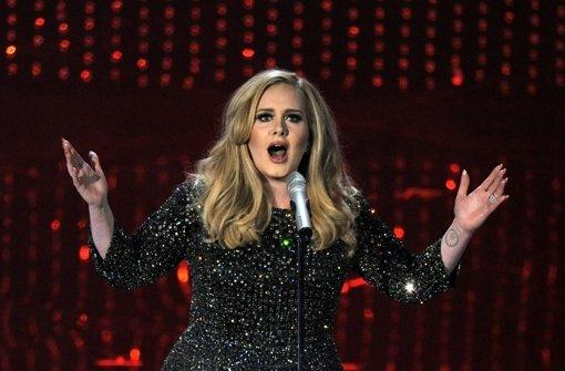 Eine Milliarde Klicks für Adele