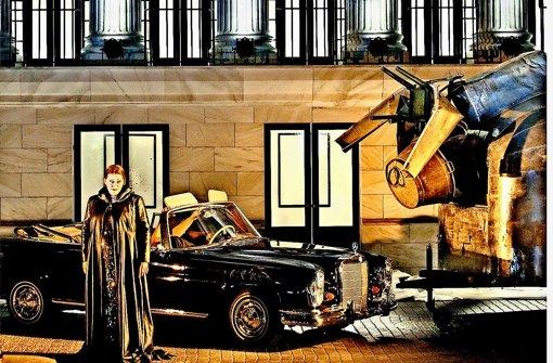 """""""Götterdämmerung"""" mit Catherine Foster als Brünnhilde Foto: Bayreuther Festspiele"""
