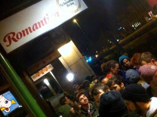 Bar Romantica schließt