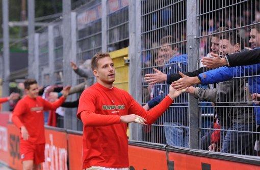 Hoffenheim verpflichtet Keeper Baumann