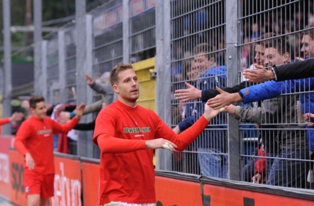 Hoffenheim hat den Torwart Oliver Baumann vom SC Freiburg verpflichtet. Foto: Bongarts