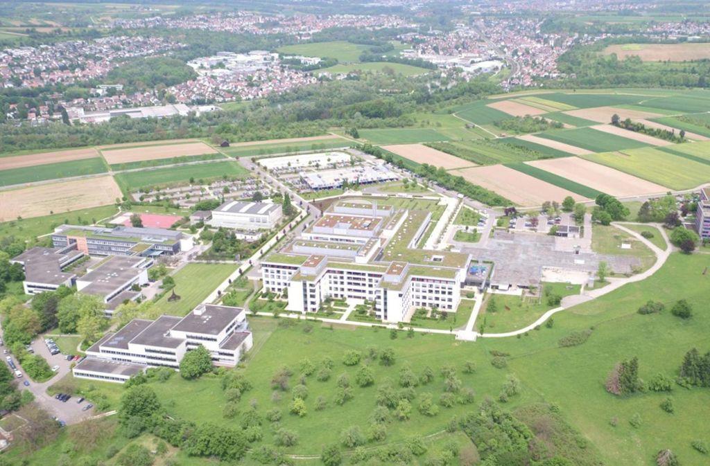 Auf dem Nürtinger Säer soll die Infrastruktur noch weiter gestärkt werden. Foto: PSB Wasner GmbH