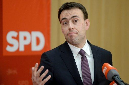 SPD-Chef Schmid lässt noch nicht ganz los