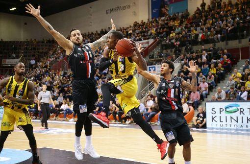 Ludwigsburgs Basketballer schlagen zurück