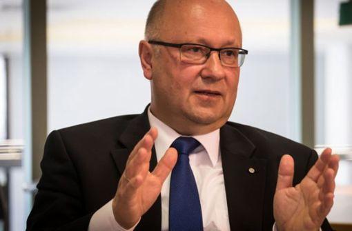 """""""Auf Fintechs reagieren Banken noch relativ hilflos"""""""