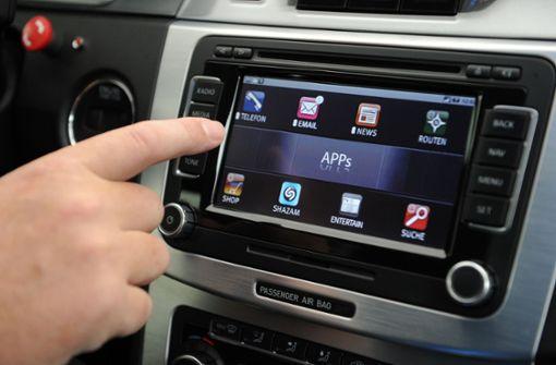 Bordcomputer macht Autofahrer auf Unfall aufmerksam