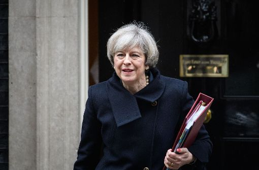Fuck die britische Regierung