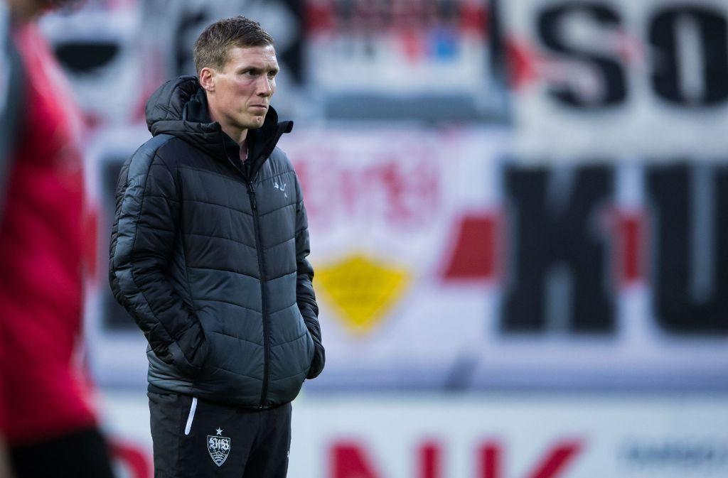 Liveticker der Pressekonferenz mit Hannes Wolf vor dem Heimspiel gegen Freiburg. Foto: Bongarts