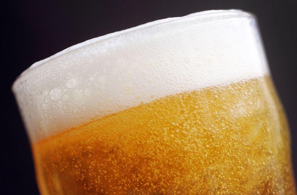 107 Liter Bier konsumierte der Durchschnittsdeutsche 2015. Foto: dpa