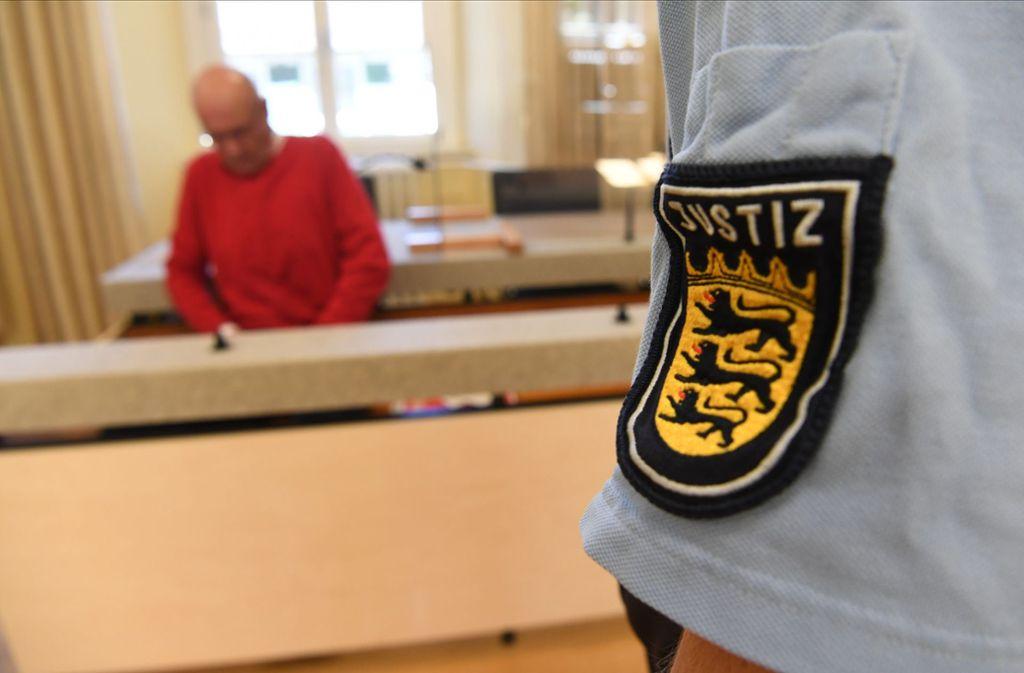 Der Supermarkt-Erpresser steht erneut vor Gericht. Foto: dpa/Felix Kästle