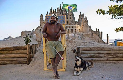 Der Sandkönig von Rio