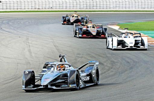 Stuttgart rast in Richtung  Formel E